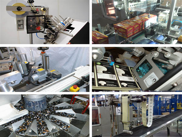 PAK Automation Products and Services