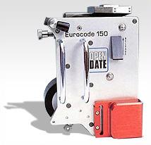 Eurocode 150 Hot Foil printer