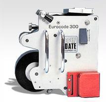 Eurocode 300 Hot Foil printer