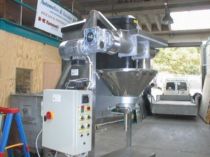 Volumetric Auger Filler