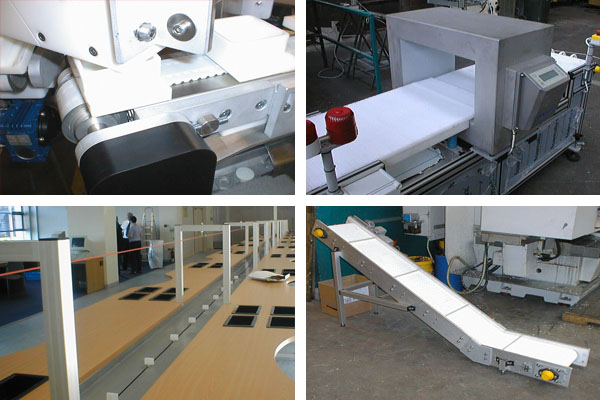 PAK Automation Conveyor Systems