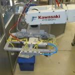 Automatic Flywheel Press