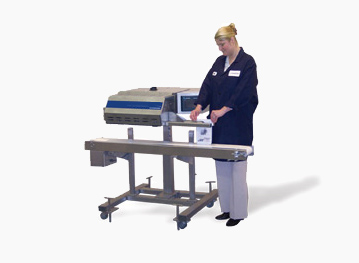 Supersealer MS Medical Hot Air Bag Sealer