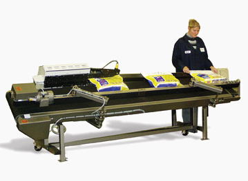 T-PAK 750 Large Bag Handling and Sealing System