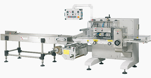 Orion Flowrapping Machine