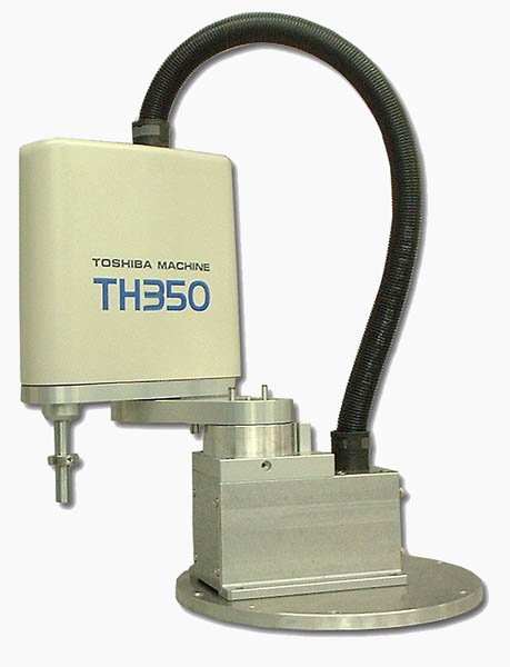 TH350 SCARA (Selectively Compliant Articulated Robot Arm)
