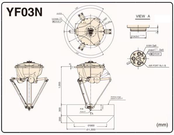 YF03N Diagram